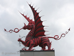 38th (Welsh) Division Memorial, Mametz Wood