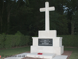 47th (London) Division, High Wood (Bois de Foureaux)