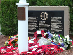 51st (Highland) Division Flagstaff Memorial.