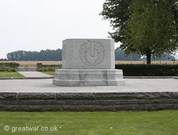 Canadian Memorial, Courcellete