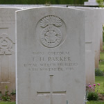 British grave at London Road Cemetery