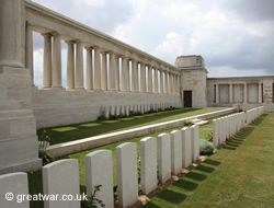 Pozieres British Cemetery and Memorial.