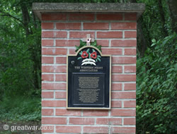 WFA Memorial, Riqueval Bridge