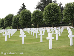 Somme American Cemetery