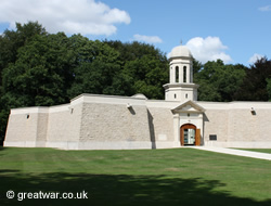 South African Forces Museum, Delville Wood, Longueval
