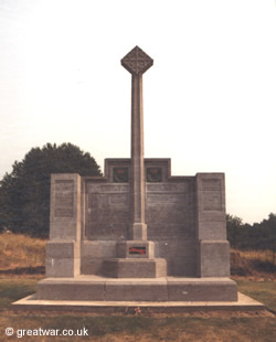 14th Light Division Memorial, Hill 60