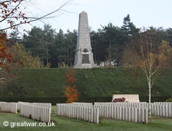 5th Australian Division Memorial, Polygon Wood.