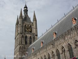 Belfry, Cloth Hall, Ypres/Ieper