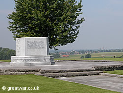 Canadian Memorial at Hill 62 (Sanctuary Wood), Zillebeke.