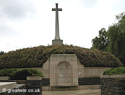 Messines Ridge (New Zealand) Memorial, Messines.