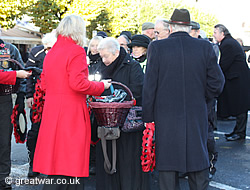 Poppy Parade Ypres 11 November