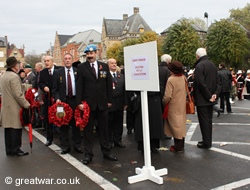 The Poppy Parade in Ypres