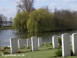 Ramparts Cemetery, Ypres/Ieper