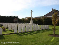 Ramscappelle Military Cemetery